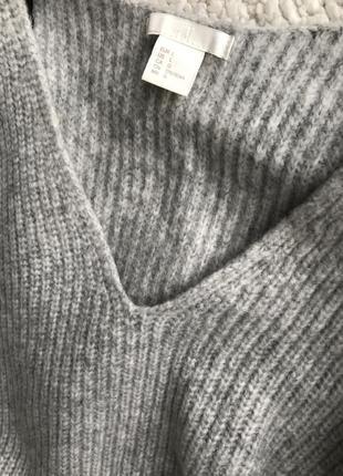 Объемный свитер в идеале оверсайз3