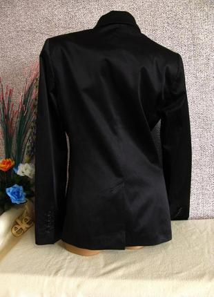 Красивый атласный пиджак h&m размер eur 424