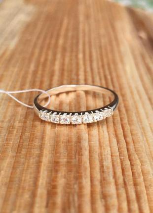 Кольцо серебряное эжени 10012