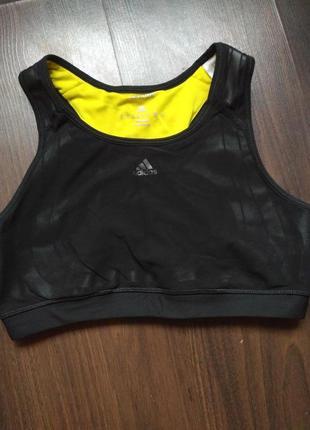 Топ adidas майка для фитнеса тренировок3 фото