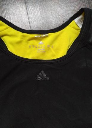 Топ adidas майка для фитнеса тренировок4 фото
