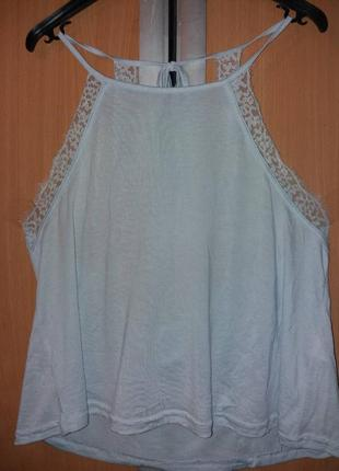 Пижама с топом и шортами new look2