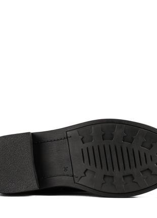 998цп женские ботфорты kento,замшевые,на платформе,на низком ходу,на толстой подошве5