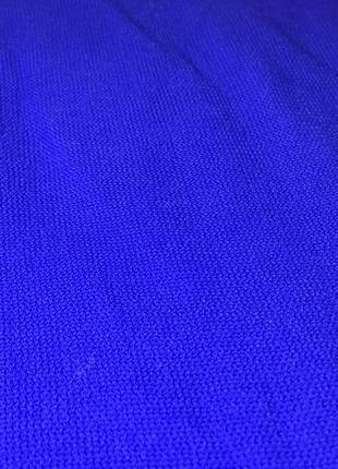 Синяя футболка zara люцель+вискоза3