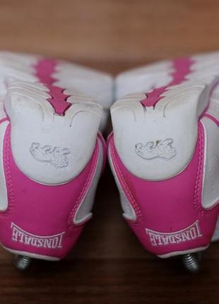 Кросівки lonsdale camden 30. оригінал. нат шкіра. стан відмінний 39р5 фото