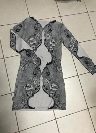 Платье фирменное короткое amy vermont размер 36 или s3 фото