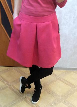 Яркая юбка sora3