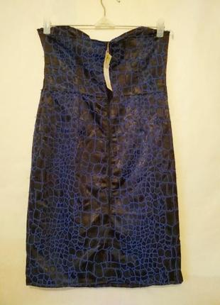 Нарядное платье бюстье 46рр2