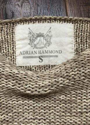 Свитер adrian hammond3 фото