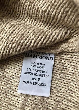 Свитер adrian hammond4 фото