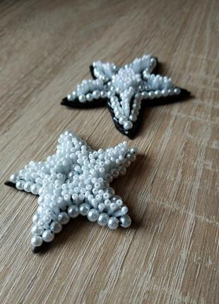 Брошь звезда1 фото