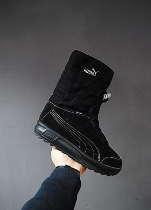 Зимние ботинки puma gore-tex boots1