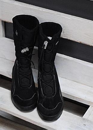 Зимние ботинки puma gore-tex boots5