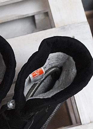 Зимние ботинки puma gore-tex boots2