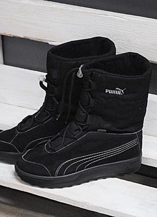 Зимние ботинки puma gore-tex boots3
