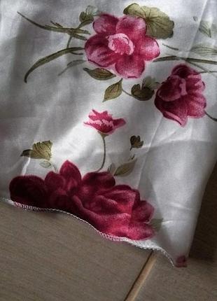 Стильная легка пижама шорты майка для сна цветочный принт3 фото