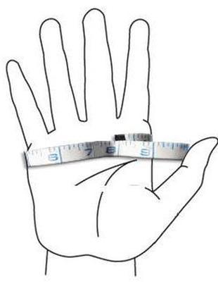 Размеры 6 и 8 перчатки из кожи ягненка на искусственном меху5 фото