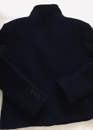 Пиджак/ 100% шерсть virgin wool/ пог 553