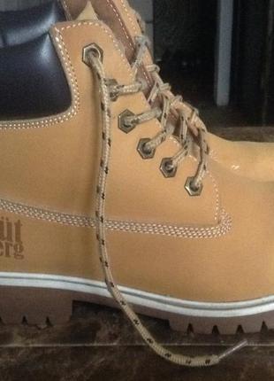 Ботинки женские, кожа gutberg1