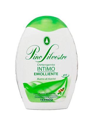 Гель для интимной гигиены с маслом ши pino silvestre intimo emolliente, 200 ml1 фото