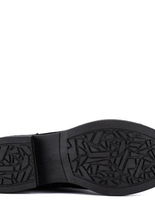 997цп женские сапоги kento,замшевые,на низком ходу,на каблуке,на толстой подошве5