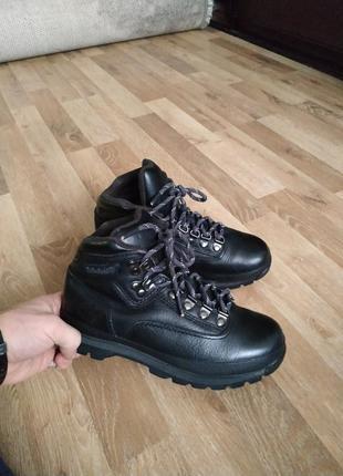 Шикарні черевики timberland оригінал ботинки1 фото