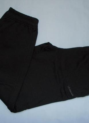 La gear капри женские черные2