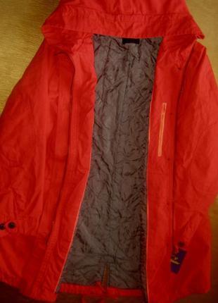 Красивая и практичная куртка-парка tchibo, германия - р. 50-52 укр.5