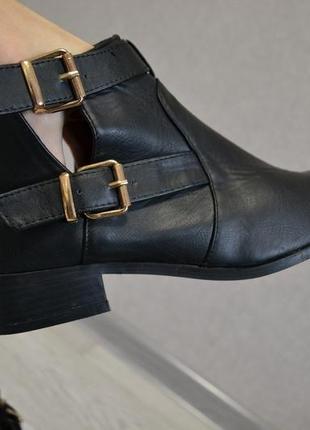 Стильные ботинки2