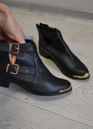 Стильные ботинки3