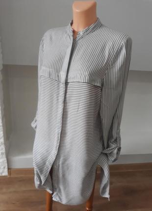 Плаття -рубашка2