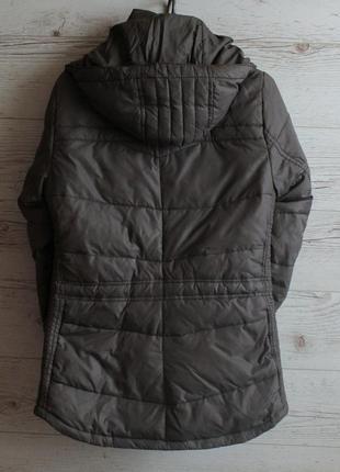 Зимний тёплый пуховик s.oliver размер m2