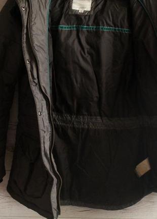 Зимний тёплый пуховик s.oliver размер m3