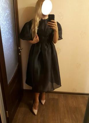 Крутое платье миди2