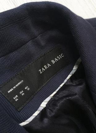 Женский пиджак zara basic2