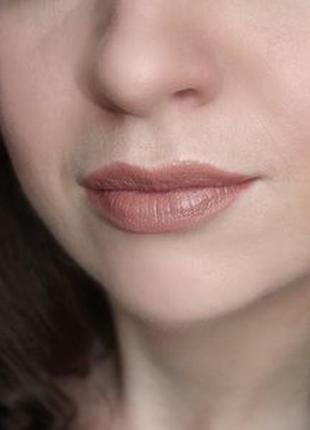 Avon lipstick mark губная помада bare impact2