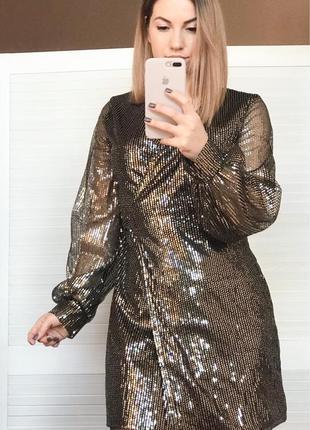 Мега стильное платье в наличии2