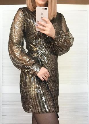 Мега стильное платье в наличии3