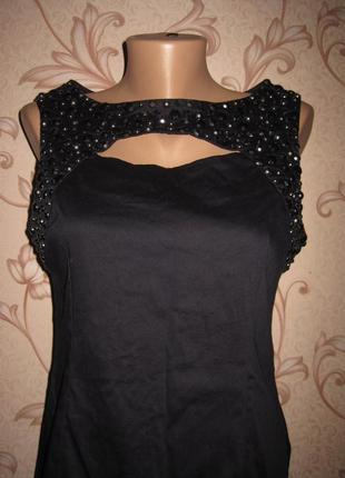 Платье женское. размер l. ax (paris). в отличном состоянии!!!2