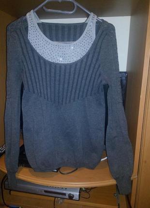 Хорошенький свитерок,водолазка3