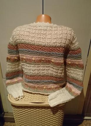 Нежный свитерок5