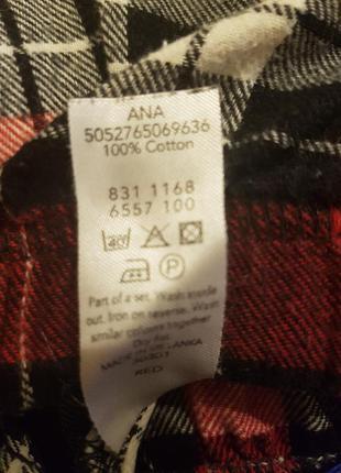 Домашние, пижамные штаны, 36-38 евро.4