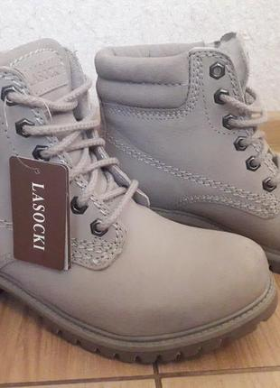 Ботинки женские lasocki2