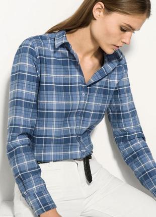 Рубашка massimo dutti / 401