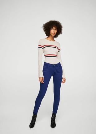 Шикарные джинсы push up от mango, 36, 38р, испания, оригинал1