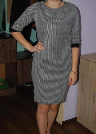 Классное платье  на новогодние праздники3