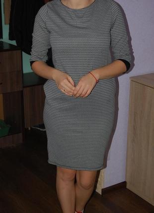 Классное платье  на новогодние праздники1