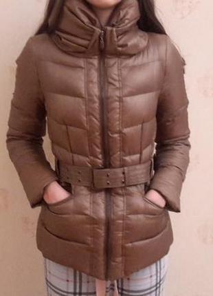 Зимняя куртка zara1 фото