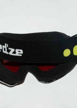 Франция  горнолыжная маска лыжная, лыжные очки wedze wed'ze4