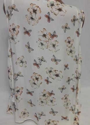 Красивая блуза с оголенными плечиками3